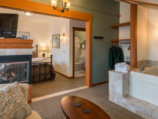 Luxury Suites, The Heron Inn & Day Spa