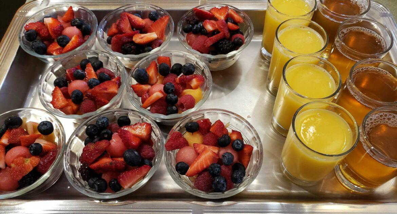 Breakfast, The Heron Inn & Day Spa